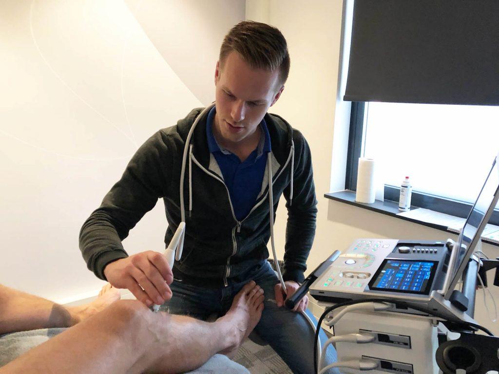 echografie, fysiotherapie, Duiven, Veenendaal